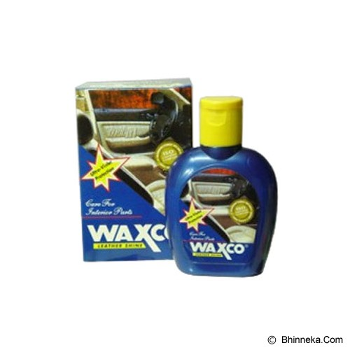 WAXCO Motorcycle Leather Shine [WX 125 MS] - Pengkilap Motor / Wax